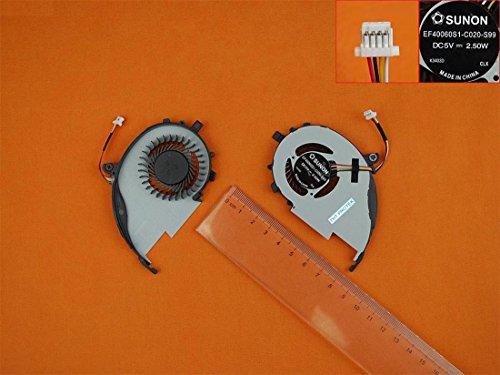 Kompatibel für Acer Aspire V5-573, V5-573G, V5-573P V5-573PG Lüfter Kühler Fan Cooler Rechts
