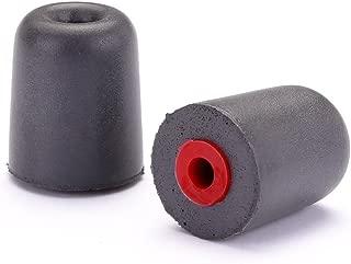 Westone True-Fit Foam Replacement Eartips - 5 Pair Pack, 12.6mm Diameter X 15.4mm Length
