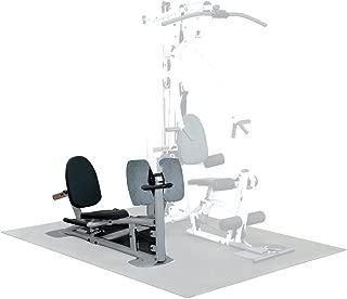 Body-Solid Powerline PLPX Leg Press Attachment for P1X Home Gym