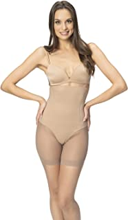 Pantalones cortos Visionary para mujer con control de barrig