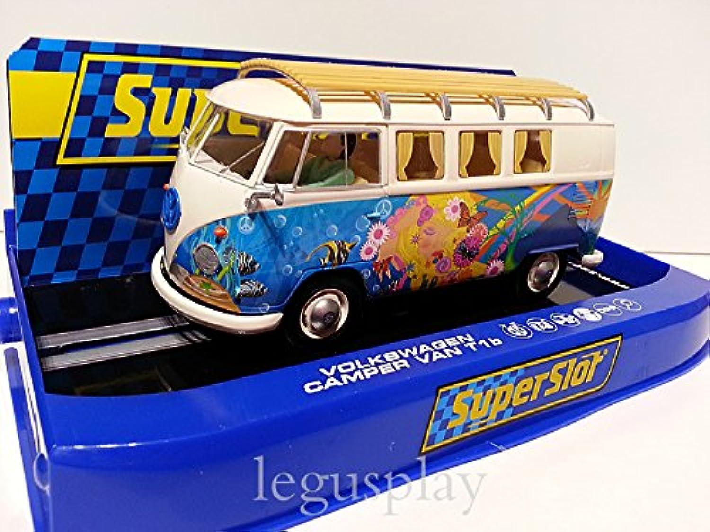 entrega gratis súperSlot súperSlot súperSlot H3761 Volkwagen Camper Van Type 1b Hippie Camper  precio al por mayor