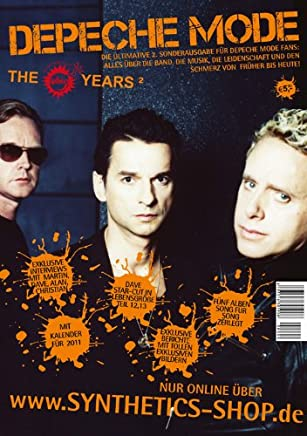 Depeche Mode The Synthetics Years TEIL 2 (inkl. Dave Gahan Star Cut in Lebensgroeße)