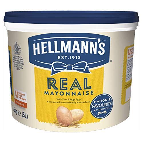 Hellmanns real Mayonesa - 1 x 5ltr
