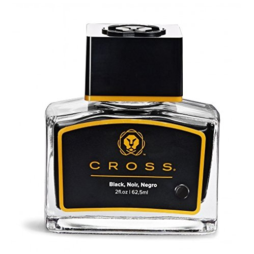 Cross Black Bottled Fountain Pen Ink (8945S-2)