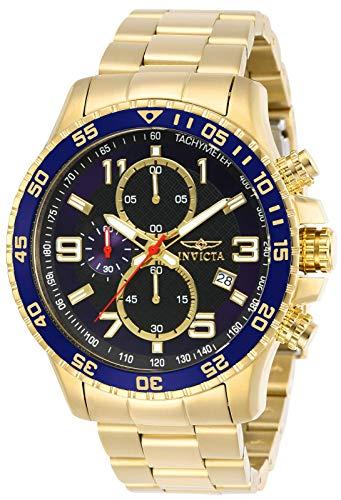 Invicta 14878 Specialty Reloj para Hombre acero inoxidable Cuarzo Esfe
