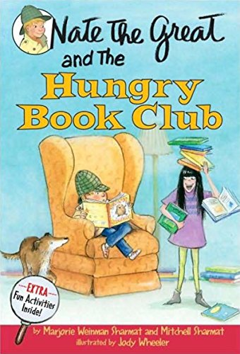 Nate the Great and the Hungry Book Clubの詳細を見る