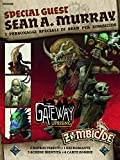 Asmodee - Zombicide Green Horde SGB Sean A. Murray - Juego de Mesa con Bonitas miniaturas de edición en Italiano, Color 7147
