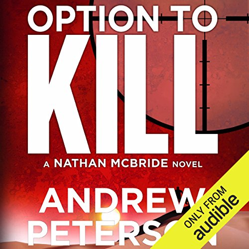 Option to Kill audiobook cover art