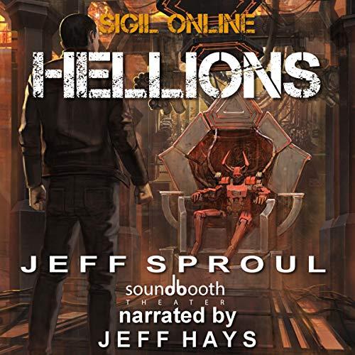 Hellions cover art