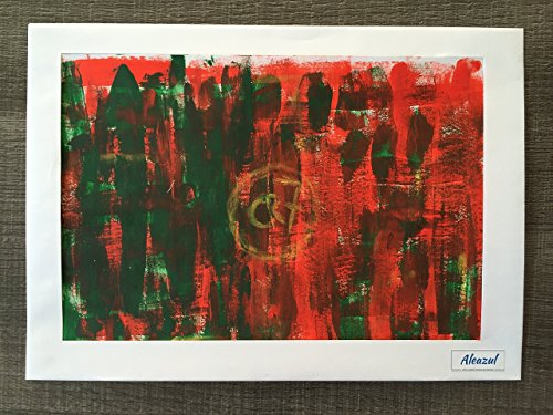 Lámina Deco Abstracto