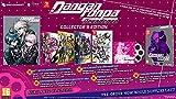 Célébrez le dixième anniversaire de Danganronpa avec cet édition exclusive de quatre jeux Danganronpa pour la Nintendo Switch Danganronpa Decadence contient les 3 jeux principaux : Trigger Happy Havoc Anniversary Edition, Goodbye Despair Anniversary ...