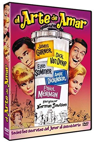 El Arte de Amar DVD 1965 The Art of Love