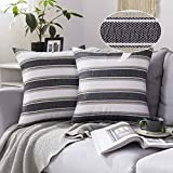 MIULEE 2P 50*50 Z Stripe Cushion cover-02