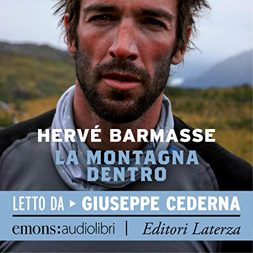 La montagna dentro audiobook cover art