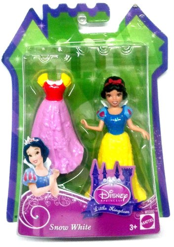 Disney Princess Mini Neige Set Fashion Blanc