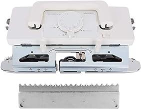 【Geschenk Voor April】Aluminiumlegering Professionele veterswagen, vervangende accessoires Praktische breimachineaccessoire...