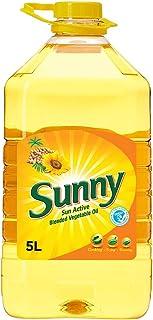 Sunny, Sun Active, Blended Vegetable Oil, 5L