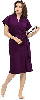 Superior Terry Cloth Women's Free Size Bathrobe