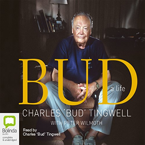 Bud audiobook cover art