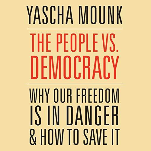 The People vs. Democracy audiobook cover art