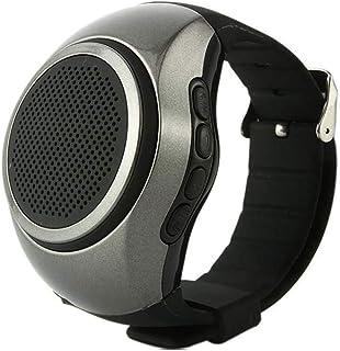 Muñeca Reloj de diseño de altavoces Bluetooth Mini altavoces inalámbricos al aire última intervensión portátil Bluetooth A...