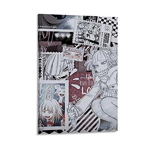 JNFB Aesthetic Toga Himiko - Póster decorativo (20 x 30 cm)