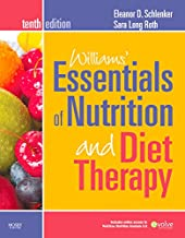 Best williams essentials of nutrition and diet therapy 10th edition Reviews
