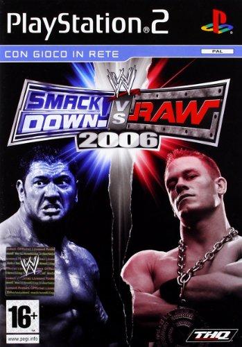 Wwe Smackd. Vs Raw 2006+Dvd +PlayStation2