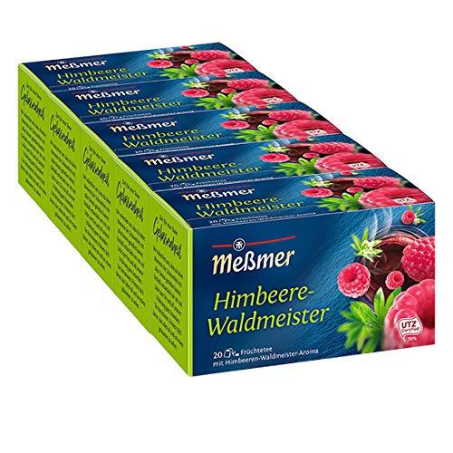 Meßmer Himbeere-Waldmeister 5er Pack