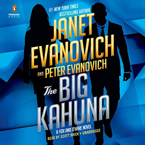 The Big Kahuna                   By:                                                                                                                                 Janet Evanovich,                                                                                        Peter Evanovich                               Narrated by:                                                                                                                                 Scott Brick                      Length: 7 hrs and 8 mins     420 ratings     Overall 4.1