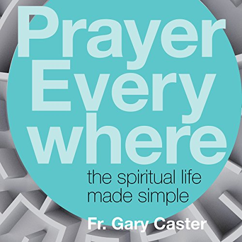 Prayer Everywhere audiobook cover art