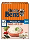 Uncle Ben's Basmati & Jasmin-Reis Kochbeutel