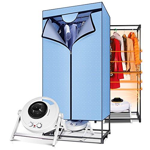 Calentador QFFL Armario de Secadora de Ropa secador de bebé Disponible 378 * 326 mm Enfriamiento y calefacción