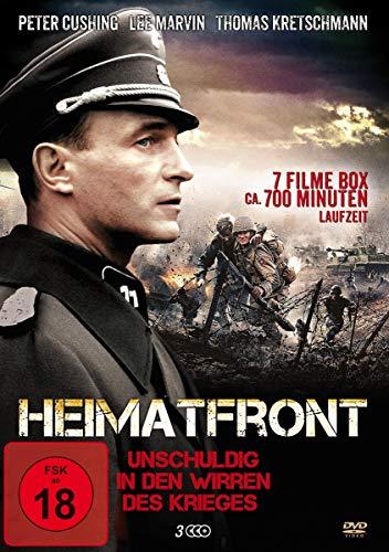 Heimatfront - Unschuldig in den Wirren des Krieges [3 DVDs]
