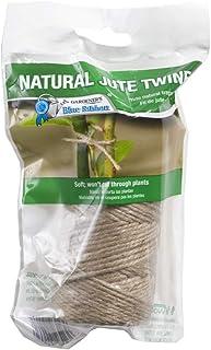 Gardener's Blue Ribbon T029B Natural Jute Twine, 200'