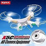 SYMA X5C Drone Quadricoptère avec Caméra Vidéo HD 2MP