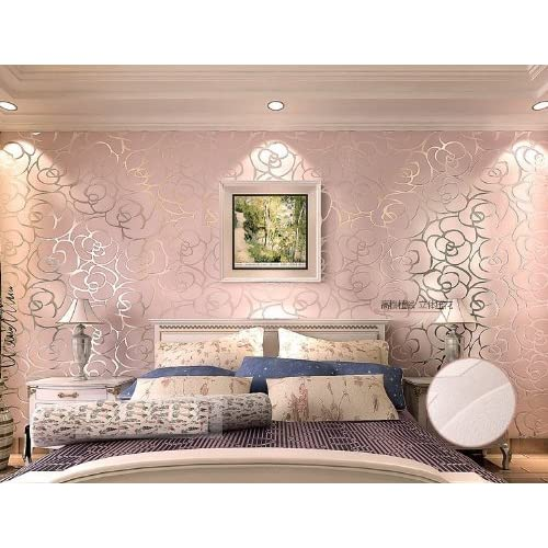 Fantastic Pink Bedroom Wallpaper Amazon Co Uk Download Free Architecture Designs Intelgarnamadebymaigaardcom