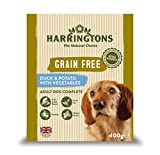 Harringtons Wet Duck and Potato Dog Food, 8 x 400 g