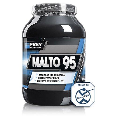 Frey Nutrition Malto 95 Dose, 1er Pack (1 x 1 kg)