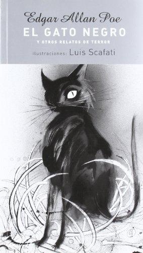 El gato negro y otros relatos de terror (Clásicos ilustrados)