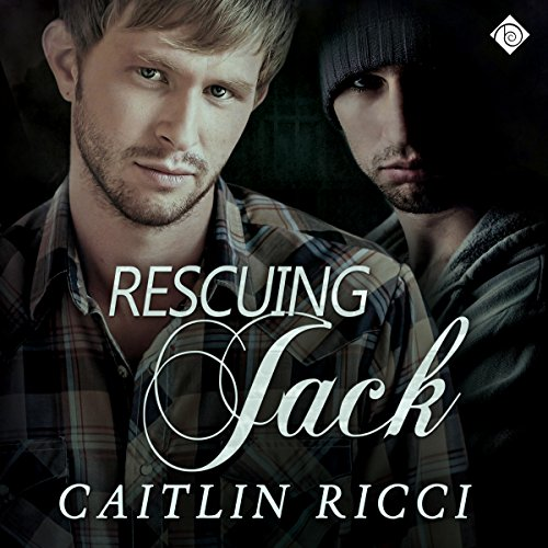 Rescuing Jack audiobook cover art