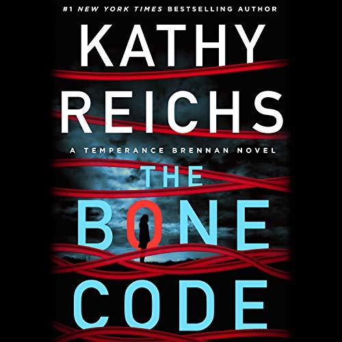 The Bone Code audiobook cover art