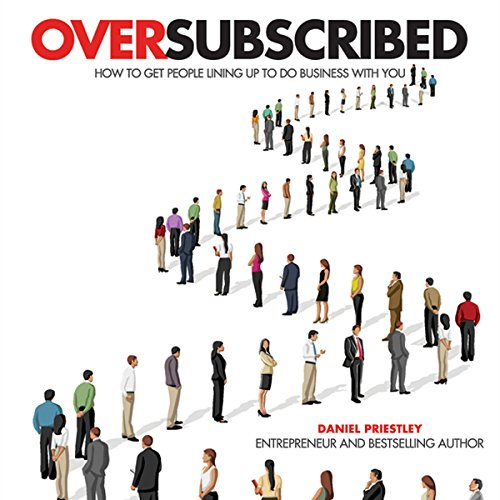 Oversubscribed - Audiobook | Audible.com