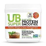UB Super Plant Based, Vegan Protein Powder, Gluten Free, SuperFood, Nutrient Rich, Smoothie Mix...