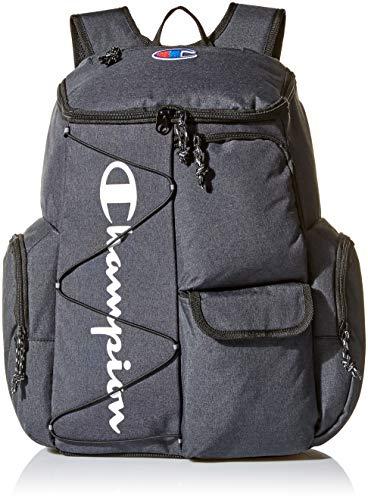 Champion Utility Backpack Zaini, Nero, Taglia unica Uomo