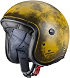 Caberg Freeride Brushed Jethelm Gelb M (57/58)