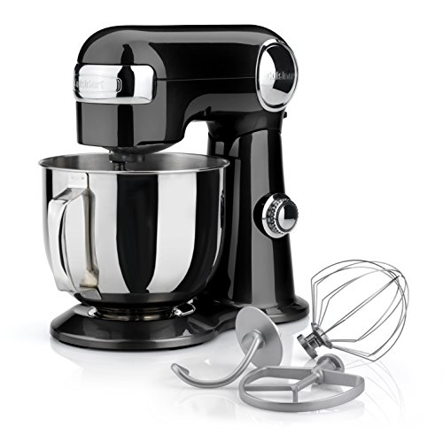 Cuisinart Precision Stand Mixer | Black | SM50BU