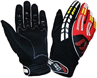 K1 Race Gear 13-MEC-N-L Mechanic Pro Pit Black Large Gloves