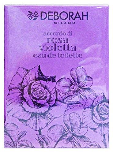 Deborah accord de rose Violetta Eau de Toilette – 300 gr