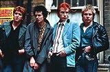 CLASSIC POSTERS Sex Pistols Foto-Nachdruck 40x30cm